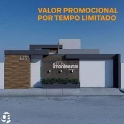 Casa com 3 quartos à venda, 98 m² por R$ 230.000 - Cidade das Flores - Garanhuns/PE