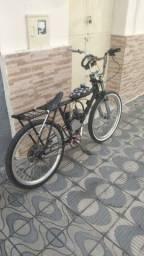 Bicicleta motorizada 80 cilindradas