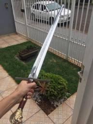 Espada de Nárnia do Grande Rei Pedro - Raridade!!!