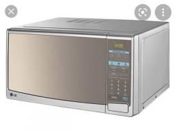 Microondas LG 30lt grill 220