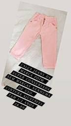 Calças jeans Tam 1/2 anos