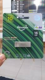Pen drive 16 gb ( Metal )
