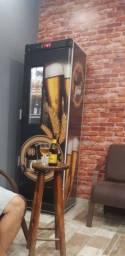 Vendo cervejeira metal frio 300 litros