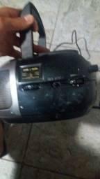 Rádio antigo da vicini, funcionando!