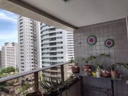 Lindo Apartamento em Setubal, 4 Qts, 2 Suites + Dependencia, 142m², 2 Vagas, Lazer
