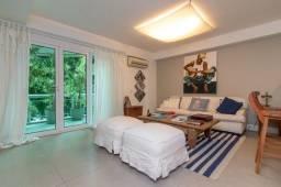 Apartamento à venda com 1 dormitórios em Leblon, Rio de janeiro cod:16527
