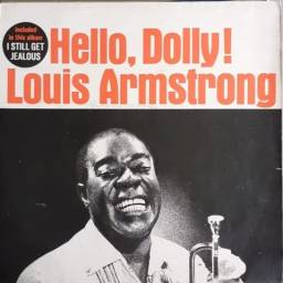LP - Hello, Dolly! (1967) - Louis Armstrong