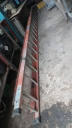 Título do anúncio: Escada de fibra  extensiva 27 DEGRAU