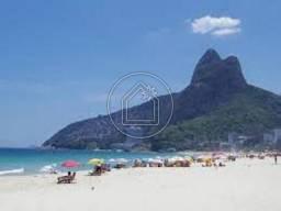 Apartamento à venda com 3 dormitórios em Leblon, Rio de janeiro cod:899504