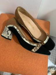 Sapato nobuk