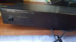 Filtro de linha estabilizador rotel rlc 9000