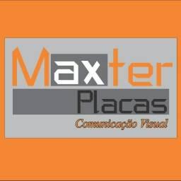 Maxter Placas Comunicação Visual