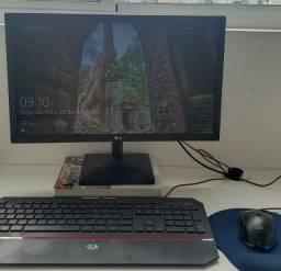 Título do anúncio: Computador CPU Gamer - Completo! Top!
