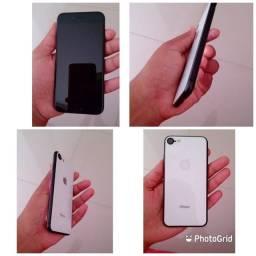 IPhone 7 - 32 gigas com todos acessórios