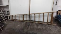 Título do anúncio: Escada de madeira 12 degraus