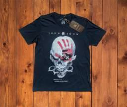 Camisetas John John - 12X s/ juros!