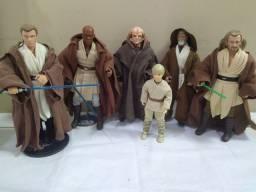 Coleção Star Wars Hasbro Colectors série 1/6
