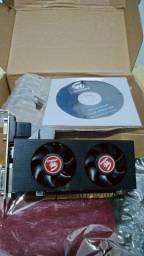 Placa de vídeo nvidia geforce 750 4gb 128bits gddr5 nova na caixa!