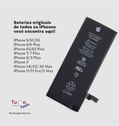 Baterias originais p/ IPhone