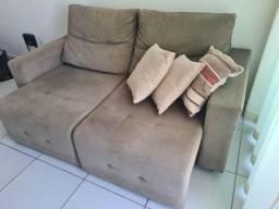 Título do anúncio: Sofá reclinável Kasa Decor 1.80m