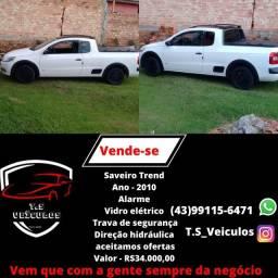 Título do anúncio: Saveiro Trend cab. estendida