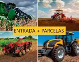 Crédito pra compra de maquinas e implementos - Novos e seminovos