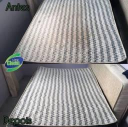 Limpeza de colchões lavagem a seco!