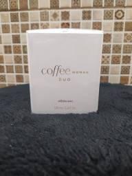 Título do anúncio: Perfume o Boticário COFFE WOMAN DUO