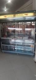 Balcão expositor de carnes