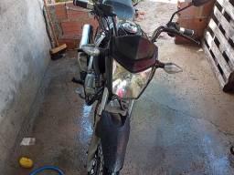 Moto fan 150 2014