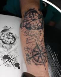Romulo tattoo faça seu orçamento pelo wpp