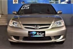 Honda Civic 2005! Gnv. Confira.