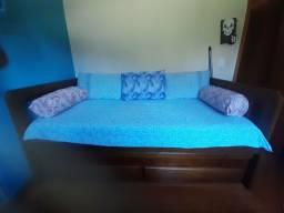 Bi cama com colchão