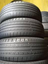 Vendo pneus aro 205/65 15 eco sporte é outros