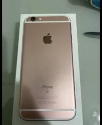 Título do anúncio: Troco iPhone 6s por iPhone superior