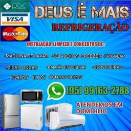 Título do anúncio: Refrigeraçao Refrigeraçao
