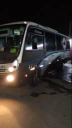 Vendo Microônibus Neobus Thunder Rodoviário cabinado  07/08