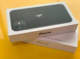 Iphone 11 64Gb 2 Camêras - *Lacrado(Novo), Garantia Apple - Branco ou Preto