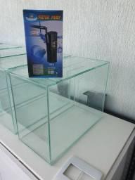 Aquario NOVO com filtro