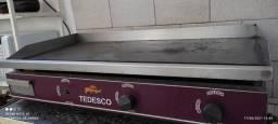 Chapa Tedesco 3 queimadores 999,00