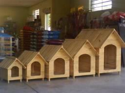 Casa madeira para animais n. 0-6