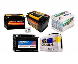 Compramos sucatas de baterias todas as marcas e amperes vamos buscar