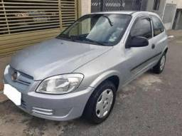 GM- Celta 1.0 2010 prata