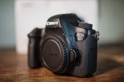 Camera Canon 6d (usada)