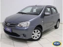 Título do anúncio: Toyota Etios XS 1.5