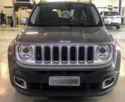 Jeep Renegade Limited 1.8 Flex 2018 29.000 Km Automático Único dono