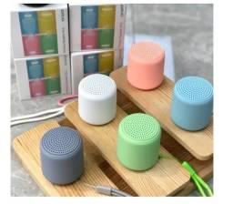 Caixa Som Bluetooth Tws Mini Amplificada 3w Varias Cores