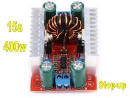 Regulador tençao 15a arduino