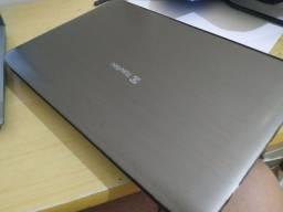 Notebook Itautec W7540 COM DEFEITO LEIA A DESCRIÇÃO