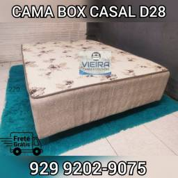 Título do anúncio: cama box casal espuma  entrega gratis @@@!
